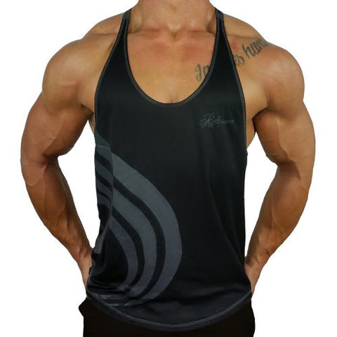 Ryderwear Stripe T-Back