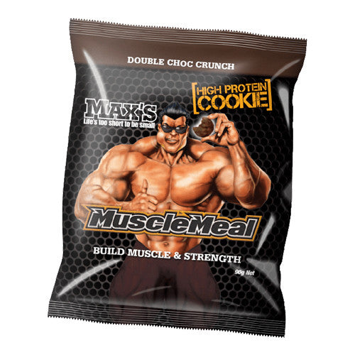 Max's Muscle Meal Cookie
