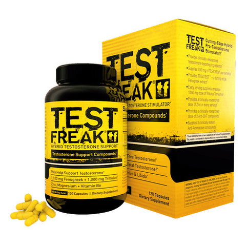 Pharma Freak Test Freak Capsules