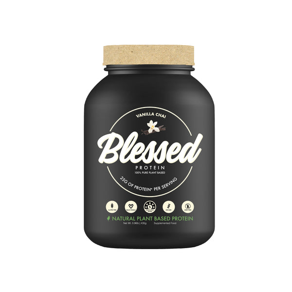 Blessed Protein Tub Vanilla Bean