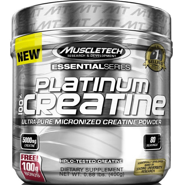 Muscle Tech Platinum Creatine
