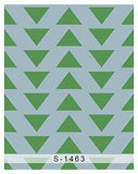 Green Triangle Direction Photography Studio Backdrop Background