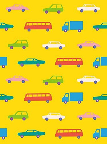 Cartoon Car Bus Van Photography Studio Backdrop Background