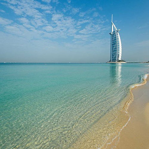 Dubai Hotel Burj Al Arab Photography Studio Backdrop Background