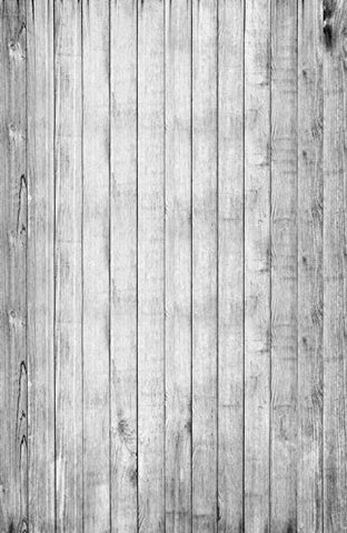 White Gray Wood Floor Wall Photography Studio Backdrop Prop Background