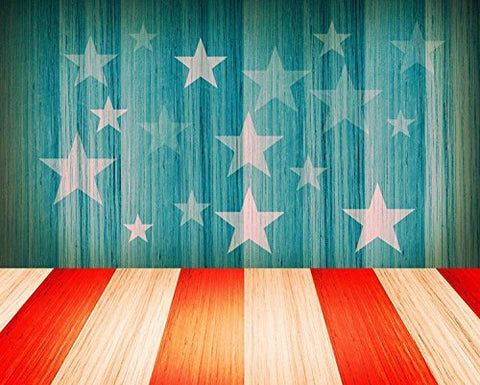 US National Stars Stripes Flag Photography Studio Backdrop Background