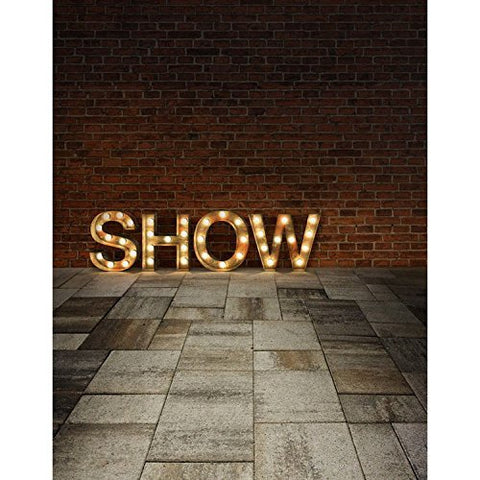 Show Light Time Photography Studio Backdrop Background