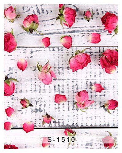 Rose Flowers Petal Photography Studio Backdrop Background