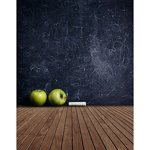 Back to School Blackboard Chalkboard Photography Studio Backdrop Background