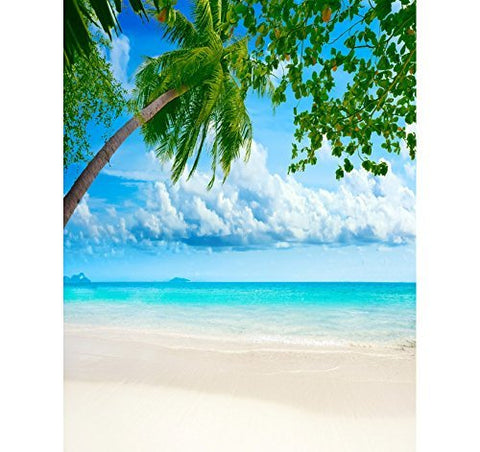 Beach Seaside Sun Seawater Photography Studio Backdrop Background