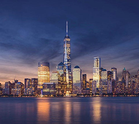 New York World Trade Center Photography Studio Backdrop Background
