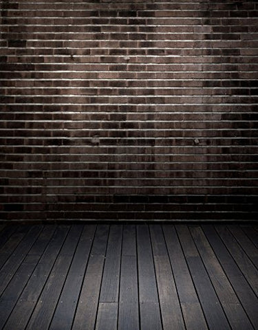 Dark Black Darkly Wall Photography Studio Backdrop Background