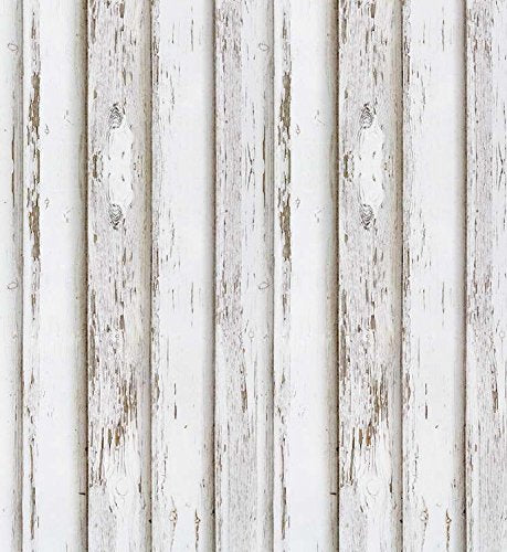 White Gray Wood Wall Floor Photography Studio Backdrop Prop Background