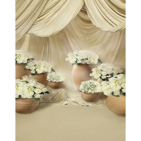 Flower Vase Art Romance Photography Studio Backdrop Background
