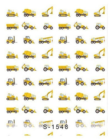 Yellow Vehicles Truck Toys Wood Floor Photography Studio Backdrop Background