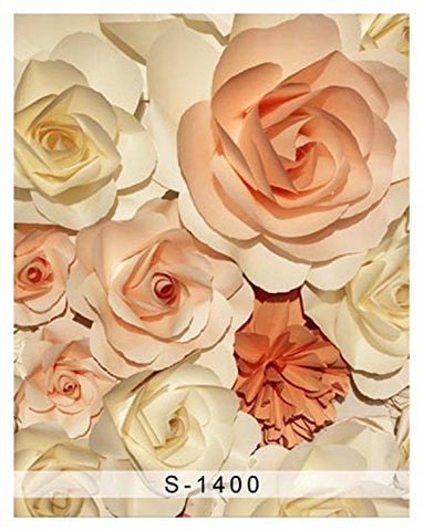 Big Rose Flower Photography Studio Backdrop Background
