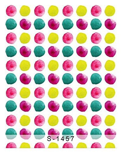 Colorful Dots Ball Dot Photography Studio Backdrop Background