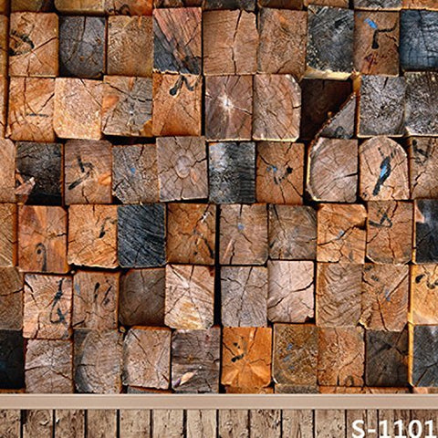 Wood Timber Floor Photography Studio Backdrop Background
