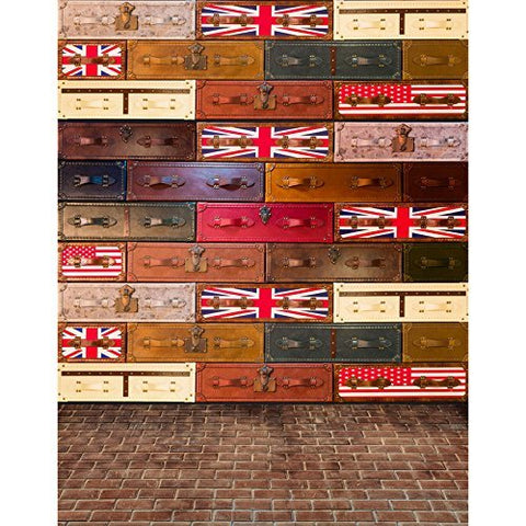 United Kingdom Trunk Boot Photography Studio Backdrop Background