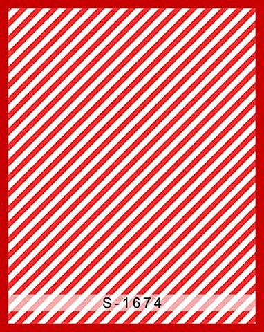 Red Bias Slant Oblique Line Photography Studio Backdrop Background