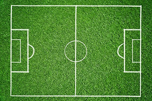 Green Football Field Photography Studio Backdrop Background