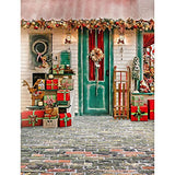 Christmas Xmas Winter Snow Photography Studio Backdrop Background