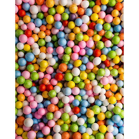 Colorful Rainbow Candy Photography Studio Backdrop Background