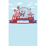 Circus Amusement Children Backdrop Photography Studio Background