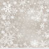 Christmas Xmas Gift Winter Snow Photography Studio Backdrop Background