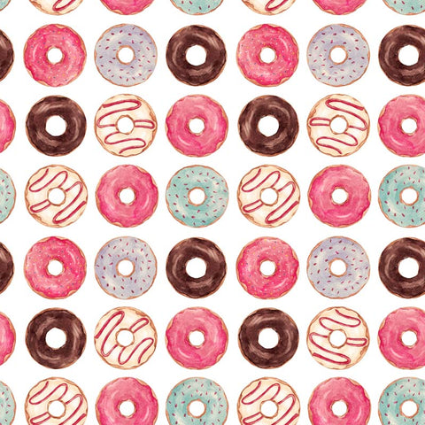 Donut Bread Snack Photography Studio Backdrop Background