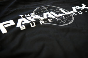 Celestial Sphere Tee with Back Logo (Black)