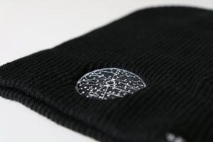Constellation Beanie (Black)
