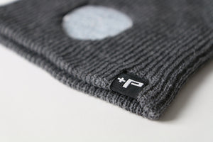 Constellation Beanie (Charcoal)