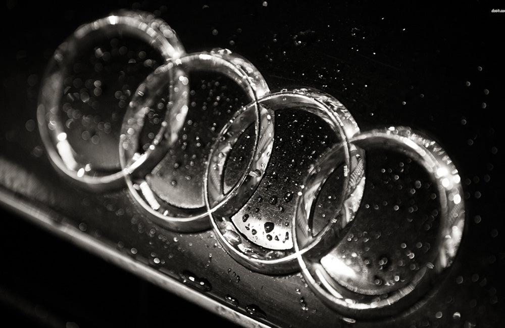 Hot To Remove & Installation Audi Back Ring Emblem