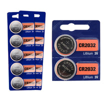 Load image into Gallery viewer, 5Pcs/Set Sony Coin Cell Battery CR2016/CR2025/CR2032 3V Lithium Replaces - US85.COM
