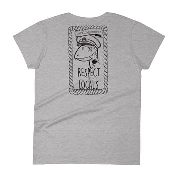 Respect the Locals Tee
