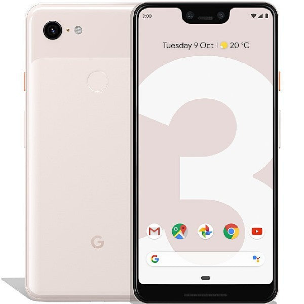 Google Pixel 3 XL Single Sim + eSIM 64GB LTE (Pink)