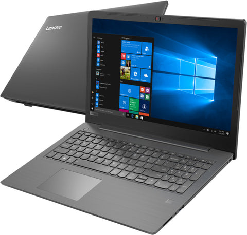 Lenovo V330 Notebook, Intel I5-8250U, 8GB DDR4, 15.6' HD, 256GB SSD, Intel HD Graphics, DVD-RW, Windows 10 Pro, 1 Year Warranty