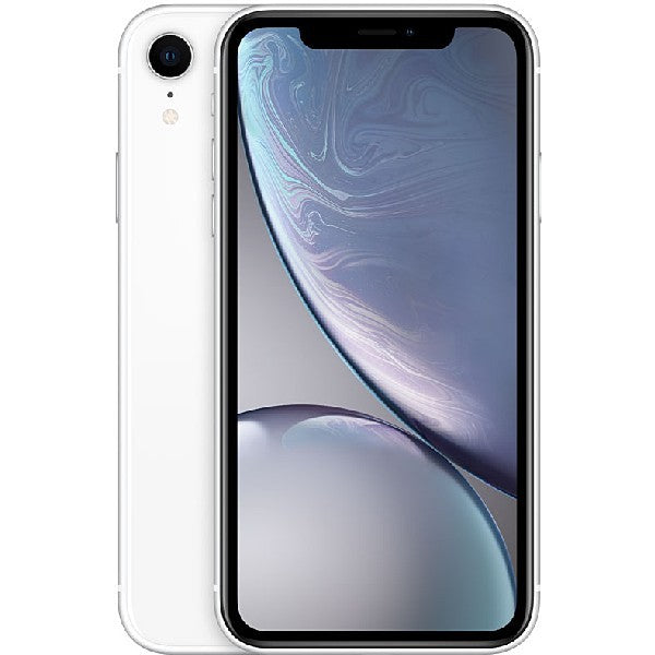 Apple iPhone XR Dual Sim 64GB LTE (White) MT132ZA/A