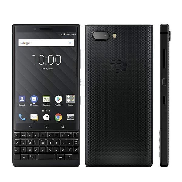 Blackberry Key2 Dual Sim 64GB LTE (Black) BBF100-6
