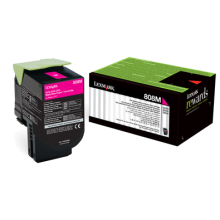 808XME MAGENTA EXTRA HIGH YIELD CORPORATE TONER CARTRIDGE, 4K, CX510 | Afterpay with Oxipay