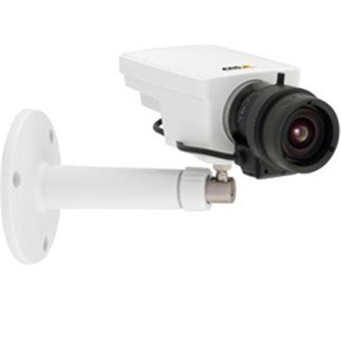 0341-001 M1114 IP CAM, 720P, JPEG-H.264, DC IRIS POE, MIDSPAN NOT INCL. | Afterpay with Oxipay