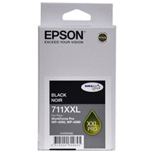 711XXL CAPACITY BLACK INK CARTRIDGE FOR WP-4590, 4090 | Afterpay with Oxipay