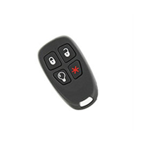 Leviton 4X BUTTON SECURITY KEY FOB WIRELESS ENTRY - LEVITON