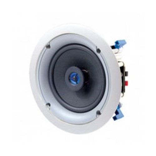 "6.5"" IN-CEILING SPEAKER PAIR 60W @ 8OHM LEVITON SPEC GRADE SOUND 