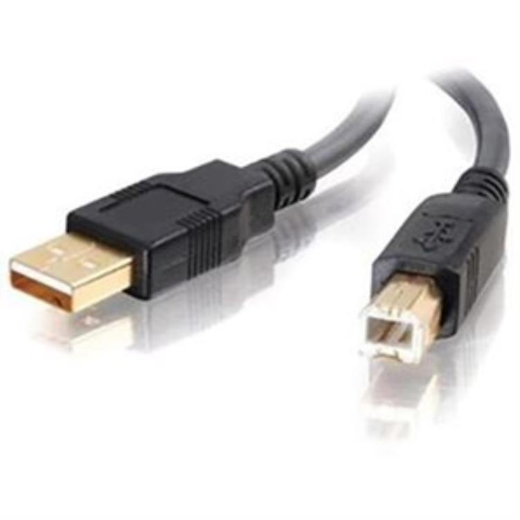 ALOGIC 1m USB 2.0 Type A to Type B Cable - Male to Male