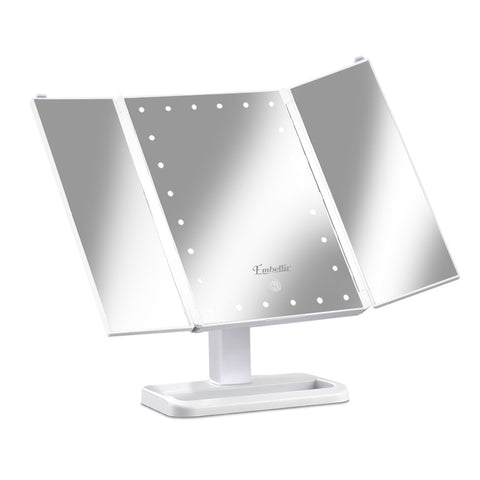 Embellir LED Make Up Mirror - Buy Now & Pay Later - Afterpay Embellir LED Make Up Mirror with ZipPay or Oxipay