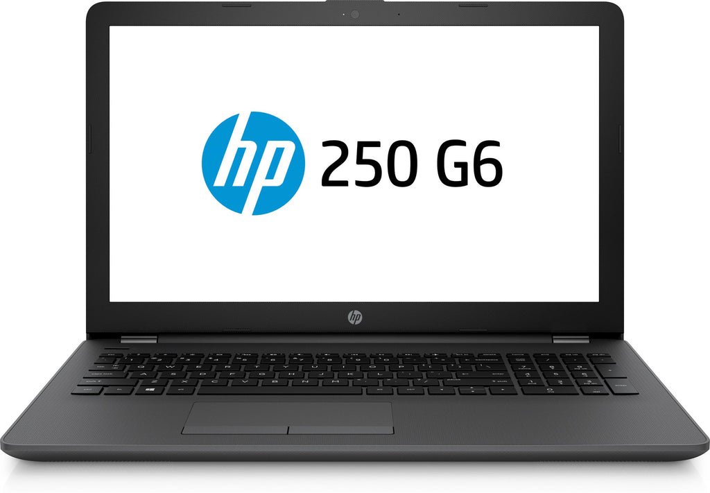 HP 250 G6 Notebook, Intel Celeron N3060,  4GB, 500GB HDD, 15.6 HD', WLAN, BT, Windows 10 Home, 1 Year Warranty | Afterpay with Oxipay