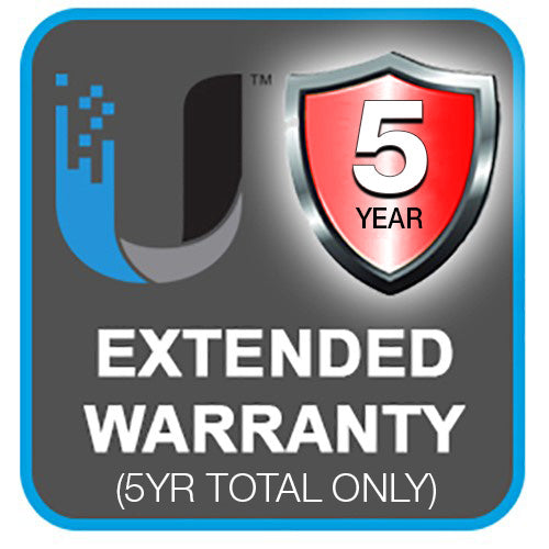5 Years Extended Return To Base (RTB)  Ubiquiti Warranty $50 value | Afterpay with Oxipay | Buy Now & Pay Later