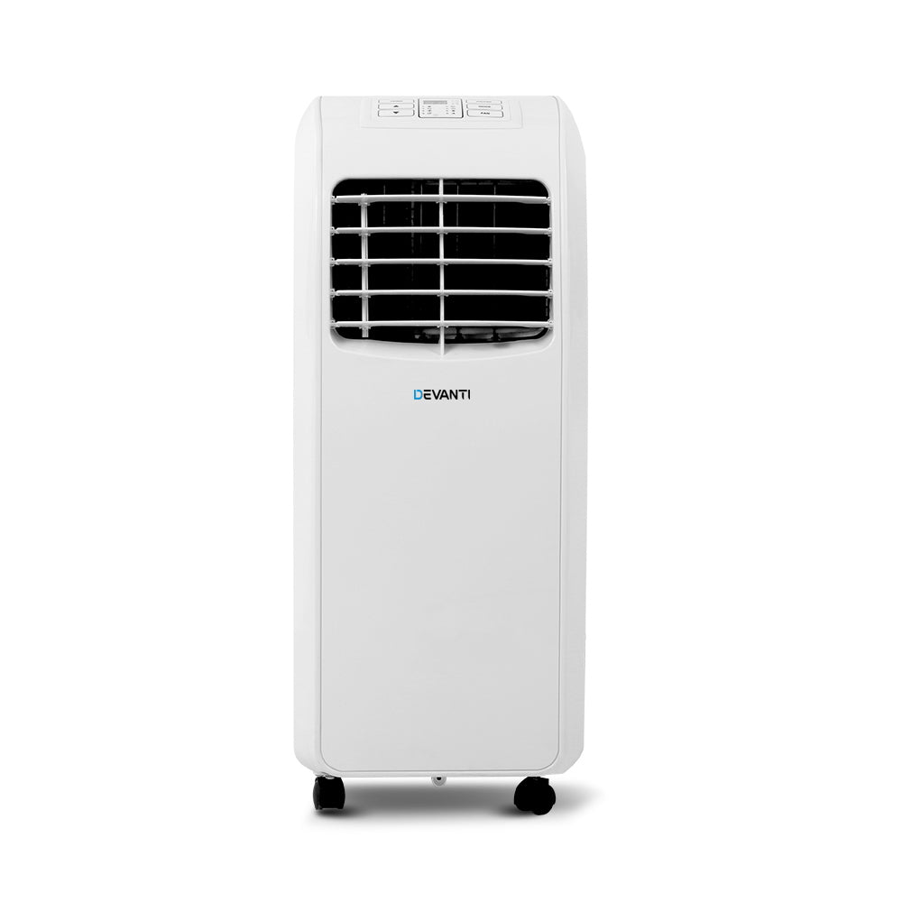 Devanti Portable Mobile Air Conditioner 13000BTU White